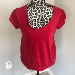 Tops - Red Maternity Tee